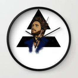 ECHELON (BLACK) Wall Clock