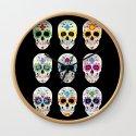Nine skulls by ewdondoxja
