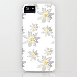 Lily Daffodil iPhone Case