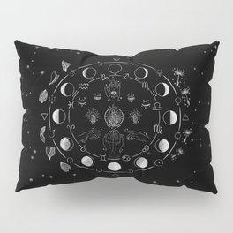 WildOne Tarot Cloth Pillow Sham
