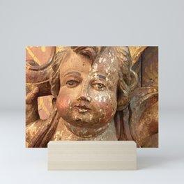 Cherub of Antiquity Mini Art Print