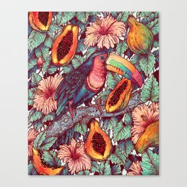 Froot Loops Canvas Print