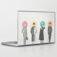 classy Laptop & iPad Skins featuring Classy by Zeke Tucker