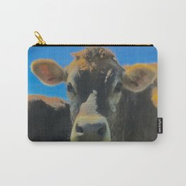 Jai Cow at Preetirang Sanctuary Carry-All Pouch