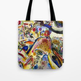 Wassily Kandinsky - Small Pleasures Tote Bag
