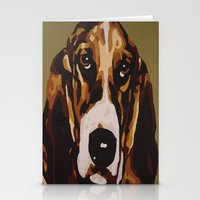 harley Stationery Cards featuring Harley by Chuck LaVoie
