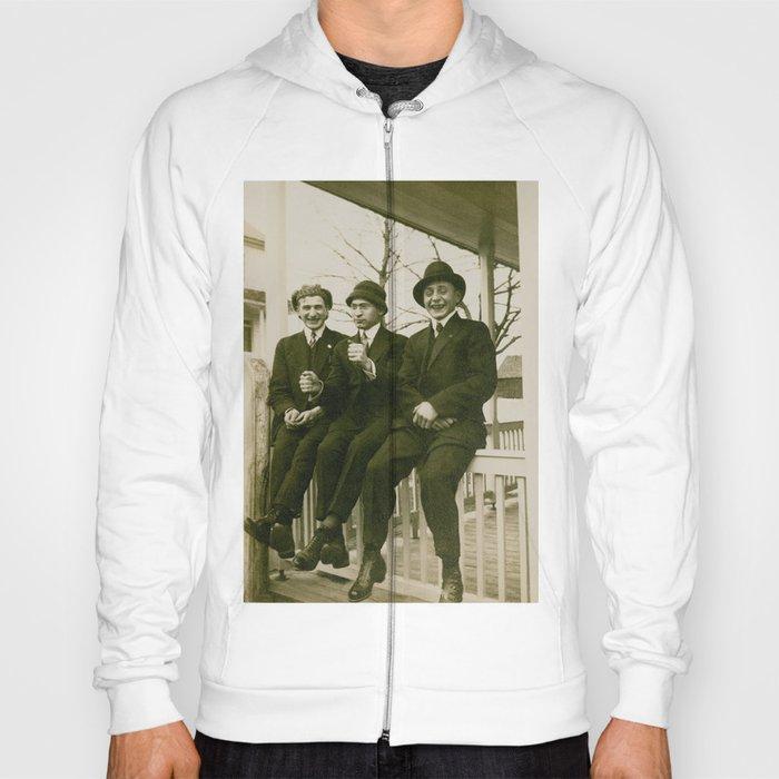 Harry, Herbert and Horace Hoody