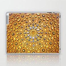 Star of Gold Laptop & iPad Skin