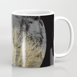 Golden moon Coffee Mug