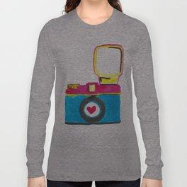 Love Snap Long Sleeve T-shirt