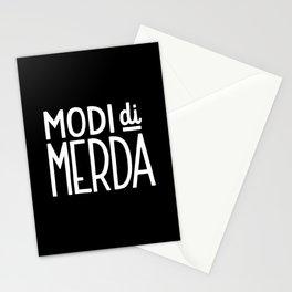 Modi di merda #2 Stationery Cards