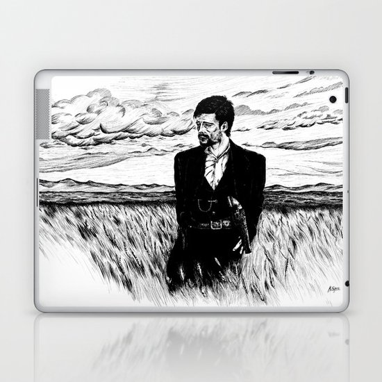Jesse James Laptop & iPad Skin