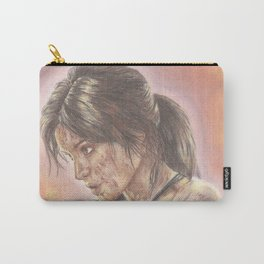 Miss Croft Carry-All Pouch