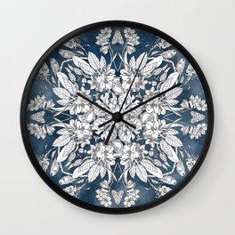 a Night in Summer Wall Clock