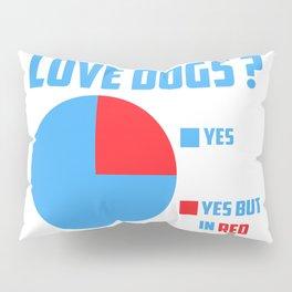 Love dogs? Pillow Sham