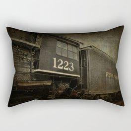 Orphan Train Rectangular Pillow