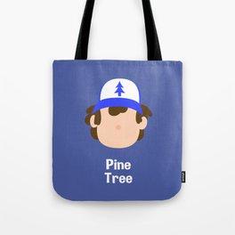 Pine Tree Tote Bag