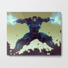 SubZero 00 Metal Print
