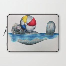 Pollution Laptop Sleeve