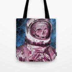 AstroSkull Tote Bag