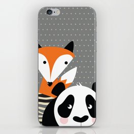 Love one another iPhone Skin