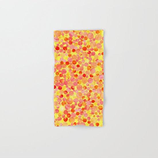 Confetti Pattern 03 Hand & Bath Towel