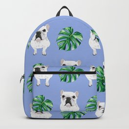 Summer Frenchies Backpack