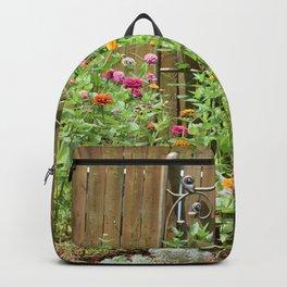 Flower Bed Backpack