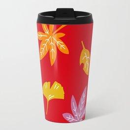 Autumn Leaves_B Travel Mug
