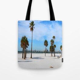A Florida Winterday Tote Bag