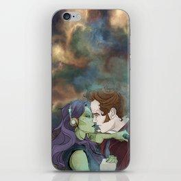 Pelvic Sorcery iPhone Skin