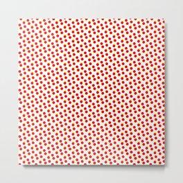 Dots Dots Dots Metal Print