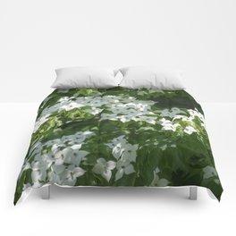 Longwood Gardens - Spring Series 244 Comforters