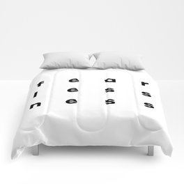 FearLessNess Comforters