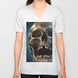 Skull 4 Unisex V-Neck