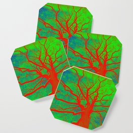 Tree of Life  ( Neuronal Edition ) 2019 Coaster