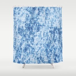 acid wash high fidelity Shower Curtain