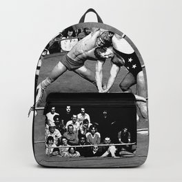 Kevin VonEric vs Frank Star Backpack