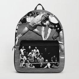 Kevin VonEric vs Frank Star Backpack