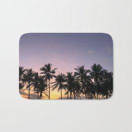 Sunset in Sri Lanka Bath Mat