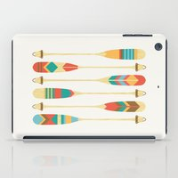 lake iPad Cases featuring Summer Lake by Picomodi