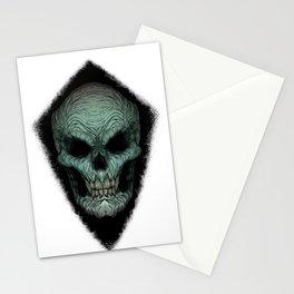 Skull Dark Stationery Cards