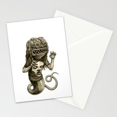 Demon Stationery Cards