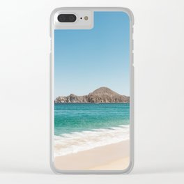 Cabo San Lucas II Clear iPhone Case