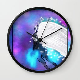 One Day, Out of Here Wall Clock
