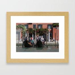 Venice, Italy 威尼斯 Framed Art Print