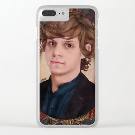 EVAN Clear iPhone Case