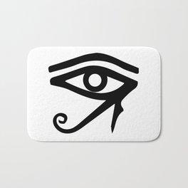 The Eye of Ra Bath Mat