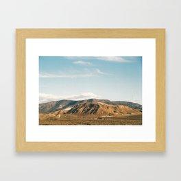 Desert Dreams 11 Framed Art Print