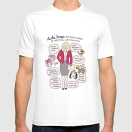 Queen Leslie Knope T-shirt